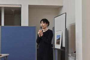 主催の加藤由紀さん