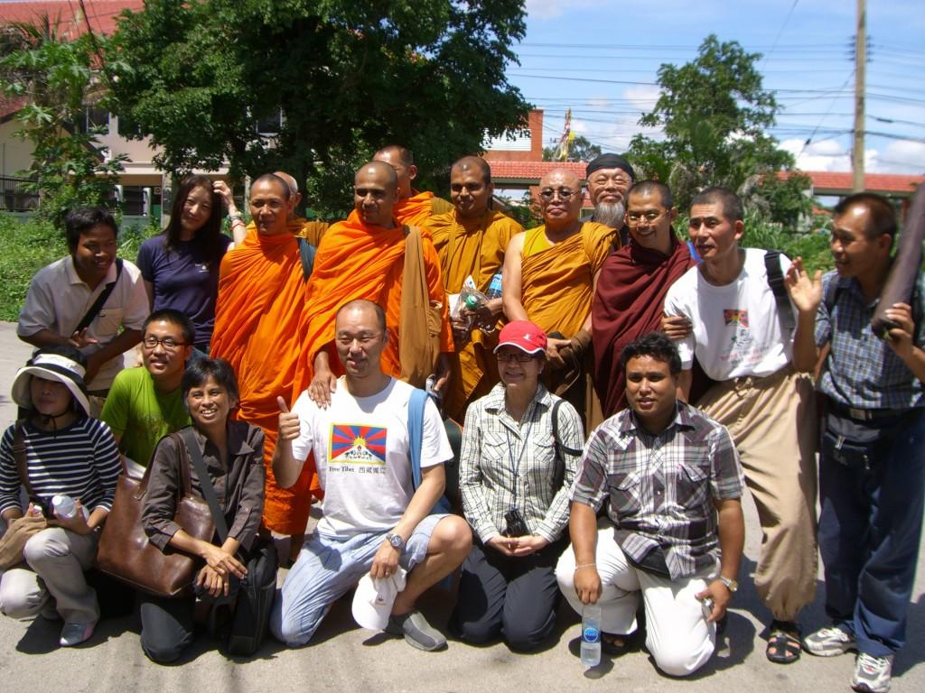 タイ・カンボジア国境(2008年)