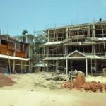 011新しく建設中のシマビハール寺院