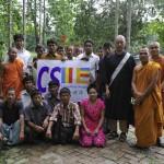 045ナランギリボリバラ村の受益者と記念撮影