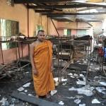 171孤児院の宿泊施設と僧侶