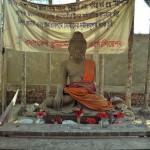 005損傷を受けた仏像