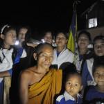 063院長のナンダマラ僧侶を囲んでささやかなパーティー2