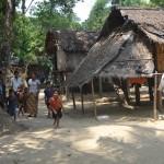 192アラカン族のドショパパラ村
