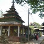 038,400年の歴史を持つアラカンの王様が建てた寺院