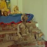 018焼かれた仏像