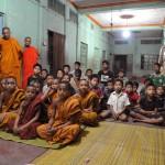 163寺で暮らす孤児の子ども達