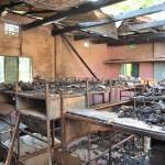 170燃やされた孤児院の宿泊施設