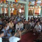 128ガグラ村のミーティング