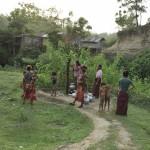 060キャン族のヤナトラ村