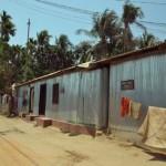 016政府の支援で新築された信者の家屋2