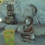 029破壊された仏像