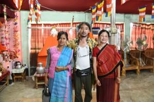 ガグラ村の受益者