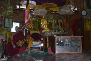 お寺の住職
