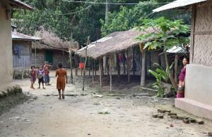 トンチョンガパラ村
