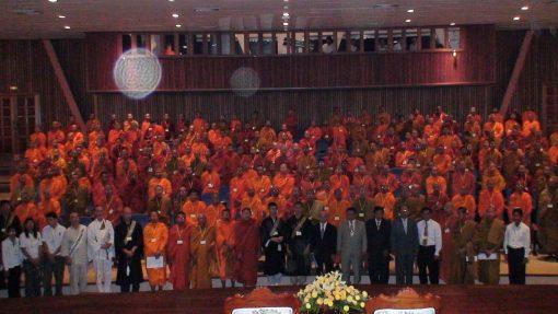 2007年カンボジア平和法要